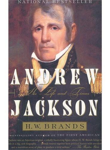 ANDREW JACKSON(ISBN=9781400030729)