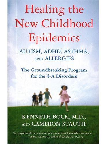 HEALING THE NEW CHILDHOOD EPID(ISBN=9780345494511)