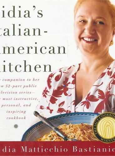 LIDIA`S ITALIAN-AMERICAN KITCH(ISBN=9780375411502)