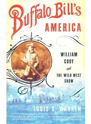 BUFFALO BILL`S AMERICA(ISBN=9780375726583)