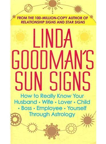 LINDA GOODMAN`S SUN SIGNS(ISBN=9780553278828)