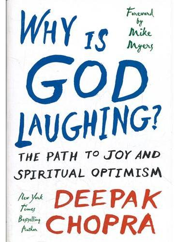 WHY IS GOD LAUGHING?(ISBN=9780307408884)