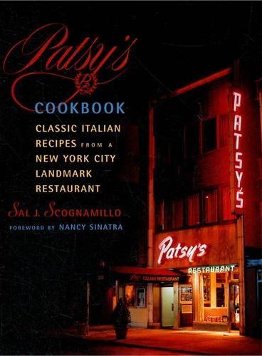 PATSY`S COOKBOOK(ISBN=9780609609545)