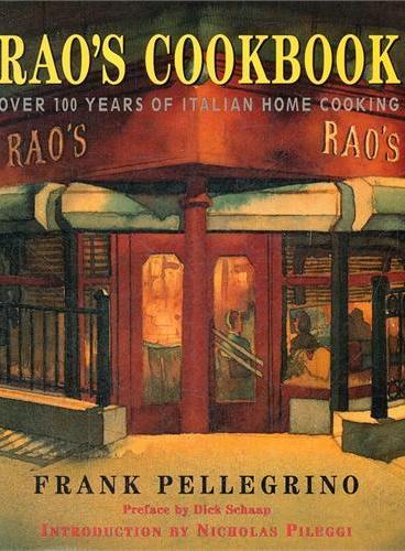 RAO`S COOKBOOK(ISBN=9780679457497)