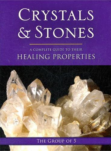 CRYSTALS AND STONES(ISBN=9781556439186)