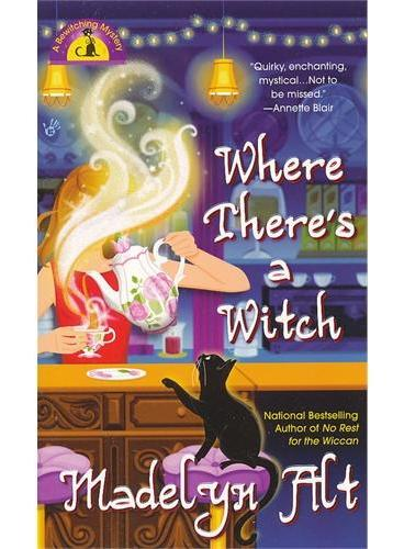Where There`s a Witch(ISBN=9780425228715)