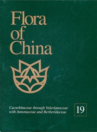 Flora of China(Volume 19)