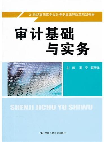 审计基础与实务(21世纪高职高专会计类专业课程改革规划教材)