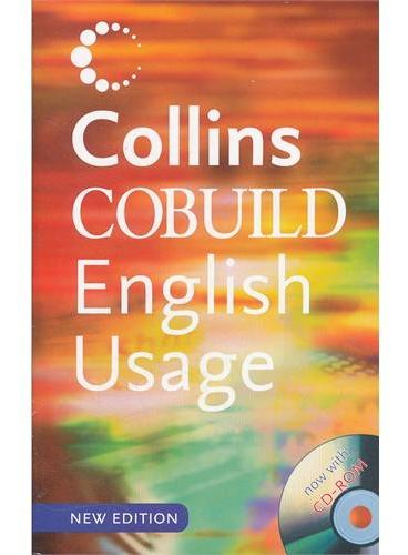 Collins Cobuild English Usage CD  ISBN=9780007163465