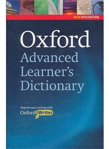 Oxford Advanced Learner's Dictionary  ISBN=9780194799027