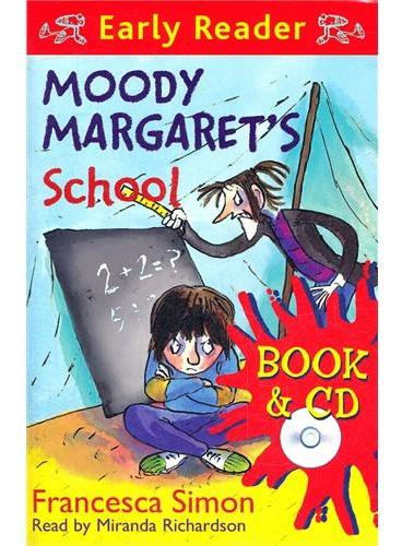 Moody Margaret`s School (Orion Early Reader, Book/CD) 淘气包亨利-暴脾气玛格丽特去上学(书+CD) ISBN 9781409132097