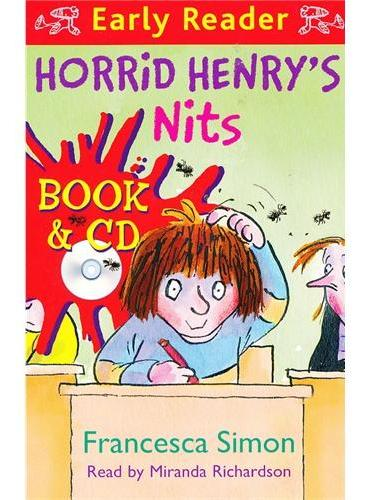 Horrid Henry`s Nits (Orion Early Reader, Book/CD) 淘气包亨利-虱子风波(书+CD) ISBN 9781409115977