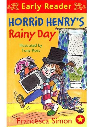 Horrid Henry`s Rainy Day (Orion Early Readers) 淘气包亨利-下雨天 ISBN 9781444001136