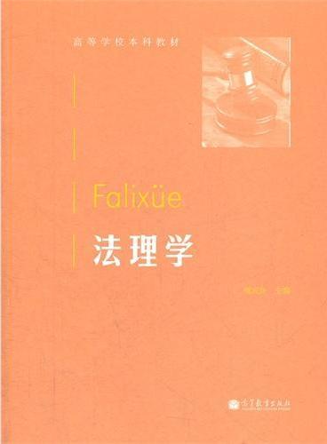 法理学(高等学校本科教材)