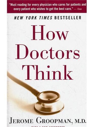 How Doctors Think(ISBN=9780547053646)