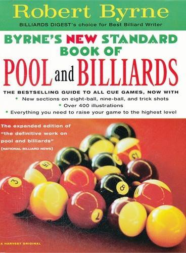 Byrne`s New Standard Book of Pool and Billiards(ISBN=9780156005548)