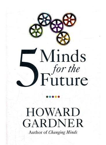 FIVE MINDS FOR THE FUTURE(ISBN=9781422145357)