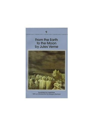 FROM THE EARTH TO THE MOON(ISBN=9780553214208)