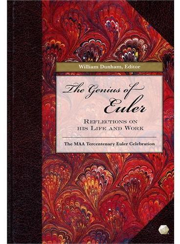 The Genius of Euler(ISBN=9780883855584)