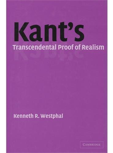 Kant`s Transcendental Proof of Realism
