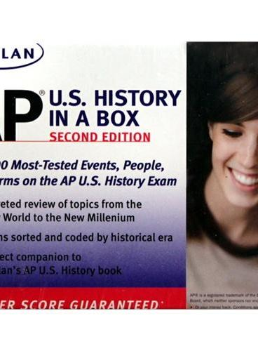 KAPLAN AP U.S. HISTORY IN A BOX