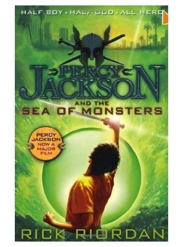 Percy Jackson and the Sea of Monsters 波西·杰克逊与魔兽之海 ISBN9780141346847