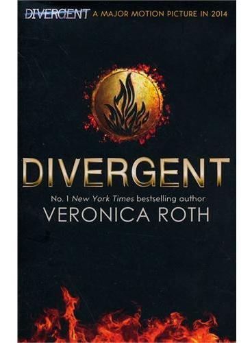 Divergent Trilogy (1) Divergent 分歧者三部曲之一:分歧者 ISBN 9780007536726