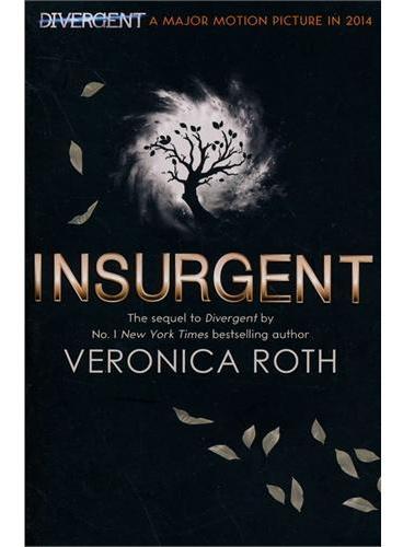 Divergent Trilogy (2) Insurgent 分歧者三部曲之二:叛乱者 ISBN 9780007536740