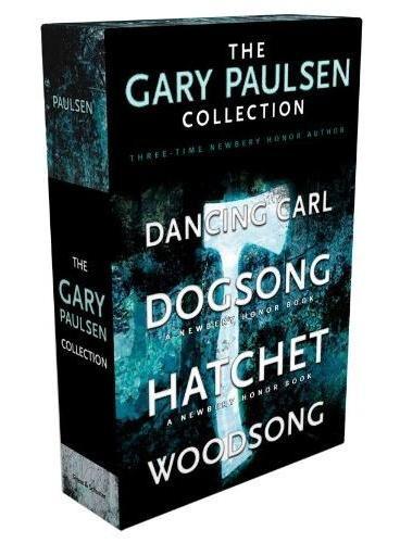The Gary Paulsen Collection: Dancing Carl; Dogsong; Hatchet; Woodsong加里·保尔森合辑(《跳舞的卡尔》、《狗之歌》、《手斧男孩》、《树林之歌》) ISBN9781442497788