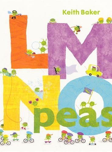 LMNO Peas (Classic Board Books)小豆子(经典卡板书)ISBN9781442489783