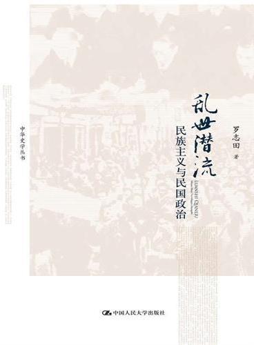 乱世潜流——民族主义与民国政治(中华史学丛书)
