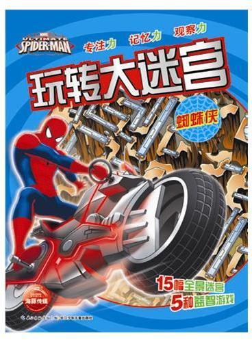 玩转大迷宫:蜘蛛侠