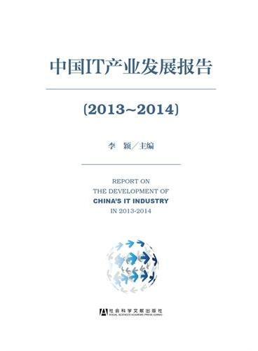 中国IT产业发展报告(2013-2014)