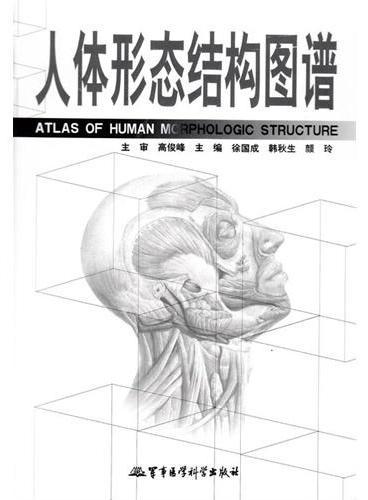 人体形态结构图谱