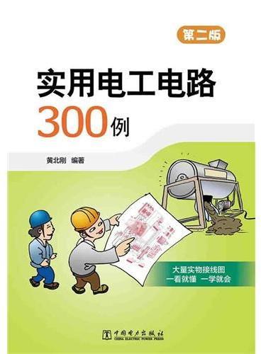 实用电工电路300例(第二版)