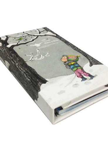 幾米笔记本-小愿望(正版授权幾米笔记本《如果我可以许一个愿望》系列)