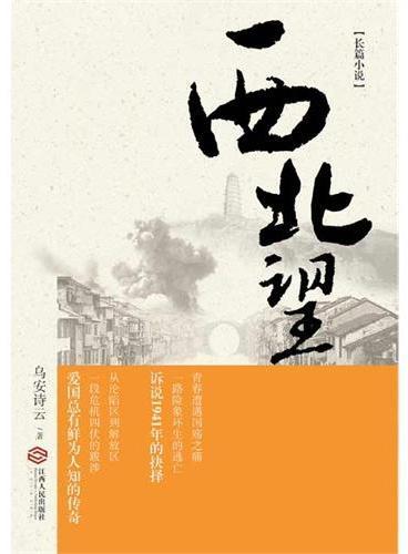 西北望(长篇民国历史小说:1941,从无锡到延安,一段险象环生的生死逃亡,一场青春无悔的人生抉择)