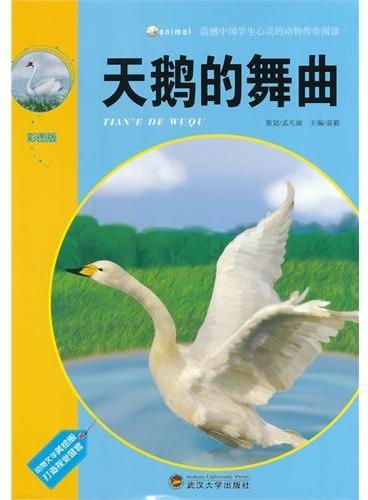 震撼中国学生心灵的动物传奇阅读--天鹅的舞曲(四色印刷)