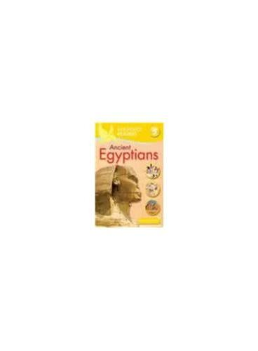 Kingfisher Readers Level 5: Ancient Egyptians 古埃及 ISBN9780753467695