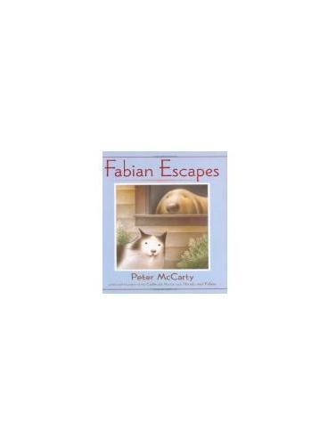Fabian Escapes(2008 Bank Street - Best Children's Book of the Year) 菲比溜走了(《红豆与菲比》续篇,精装) ISBN9780805077131
