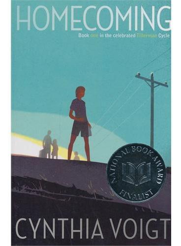Homecoming (Tillerman Cycle #1) 提勒曼家的孤儿1:归家 ISBN9781442428782