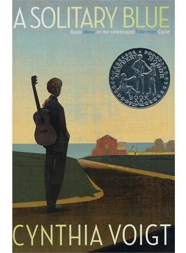 A Solitary Blue (Tillerman Cycle #3) 提勒曼家的孤儿3:孤单心事(1984年纽伯瑞银奖小说) ISBN9781442428805