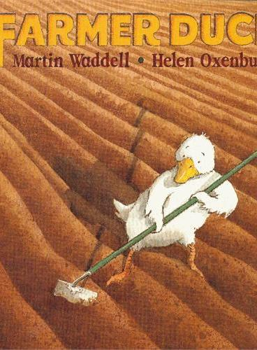 Farmer Duck 鸭子农夫 ISBN9780744536607
