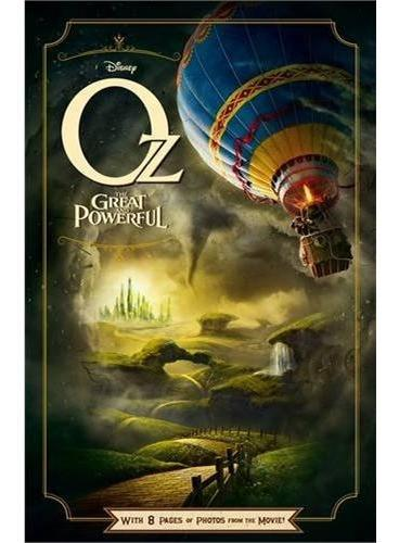 Oz The Great and The Powerful 魔境仙踪(《绿野仙踪》前传) ISBN9780141349039