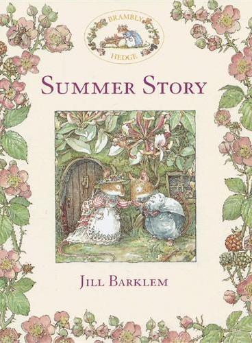 Summer Story 野蔷薇村的故事:夏季篇(精装) ISBN9780001839236