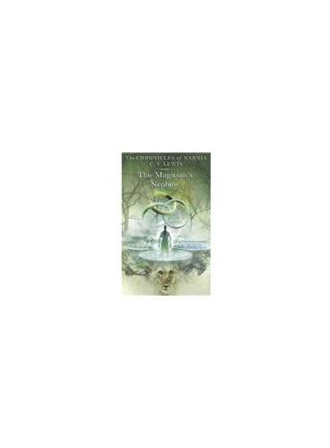 The Magician's Nephew 纳尼亚传奇:魔法师的外甥(黑白插图,英国版平装) ISBN9780007115556