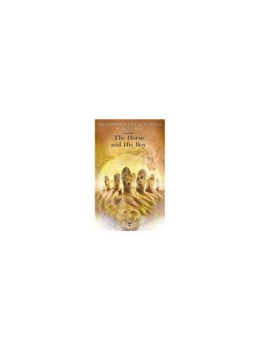 The Horse and His Boy 纳尼亚传奇:能言马与男孩(黑白插图,英国版平装) ISBN9780007115594