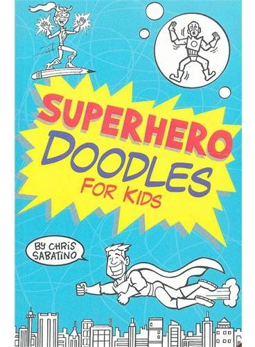 Superhero Doodles for Kids (Intl)