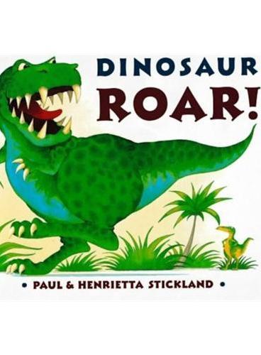 Dinosaur Roar (Picture Puffins) 恐龙嗷呜吼(全世界最畅销的恐龙书) ISBN9780140568080