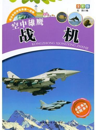 青少年科学探索第一读物·空中雄鹰战机